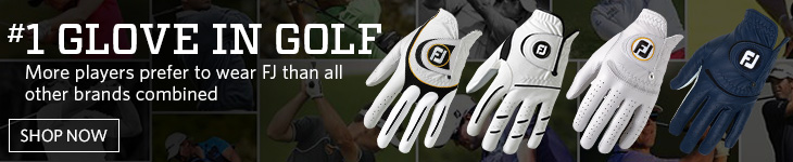 FJ Golf Gloves — #1 Glove In Golf